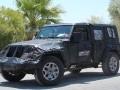 Jeep испытал Wrangler нового поколения в Долине Смерти - фото 5
