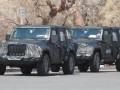 Jeep испытал Wrangler нового поколения в Долине Смерти - фото 6