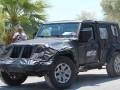 Jeep испытал Wrangler нового поколения в Долине Смерти - фото 8