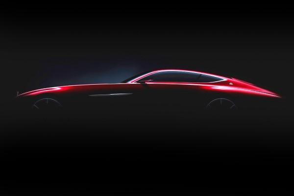 Стоковую версию купе Mercedes-Maybach покажут в 2017 году