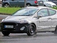 ����� Ford Fiesta ������� ����������� ������ � 2017 ����