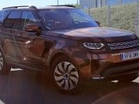 ����� Land Rover Discovery ���������� ������