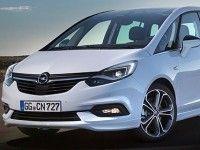 Opel ��������� � ������������ ������������ �������� Zafira