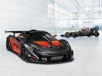 �������� McLaren P1 GTR ������� � ����� ������ �������-1