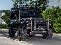 �������� ���������� Land Rover Defender � ������� �����