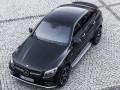 У кроссовера Mercedes-Benz GLC Coupe появилась AMG-модификация - фото 9