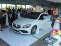 Обновленный Mercedes-Benz CLA назвали рок-звездой - фото 1