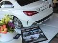 Обновленный Mercedes-Benz CLA назвали рок-звездой - фото 4