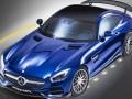 Тюнеры сделали суперкар Mercedes-AMG GT S мощнее и быстрее - фото 1