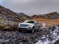 Jaguar Land Rover ���������� 8-����������� ������ � ����� �����������