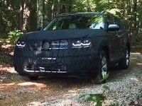 Volkswagen ��������� � ����������� ���������� Teramont