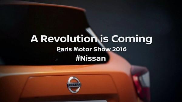 Ниссан продемонстрировал оптику новой «Микры»