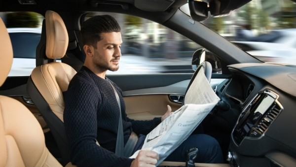 В Вольво представили стоимость автопилота для собственных автомашин