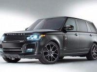 ������ ����������� Range Rover �� 320 ����� ��������