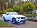 Mercedes-Benz GLC Coupe дебютировал в Украине - фото 1