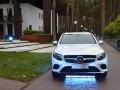 Mercedes-Benz GLC Coupe дебютировал в Украине - фото 4