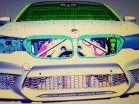 ��������� ����� BMW M5 �������� �� ��������� ��������