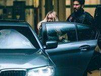 ����� BMW 5 ����� ��� ������ ������� � ������������� ���� (�����)
