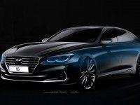 Hyundai Grandeur ������ ��������� � ������