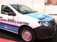 Электрический «Логан» сравнялся в запасе хода с «Теслой»