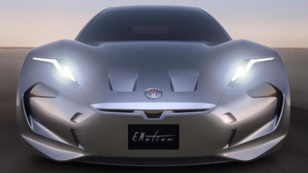 Хенрик Фискер представил первую модель собственной новой компании EMotion