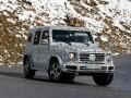 Mercedes-Benz представит новый Gelandewagen в конце 2017 года - фото 4