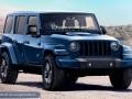 Jeep рассекретил обновленый Wrangler - фото 1