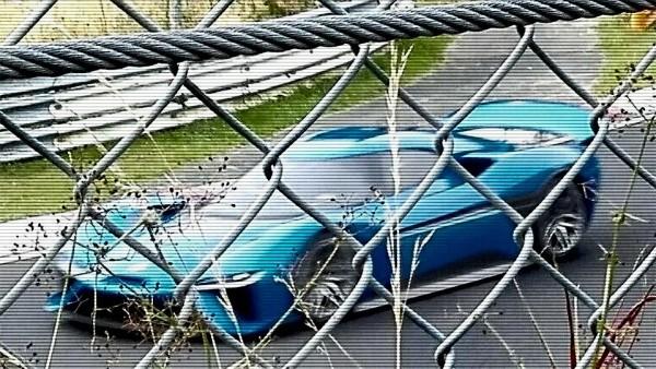Китайцы продемонстрировали передние фары 1360-сильного суперкара
