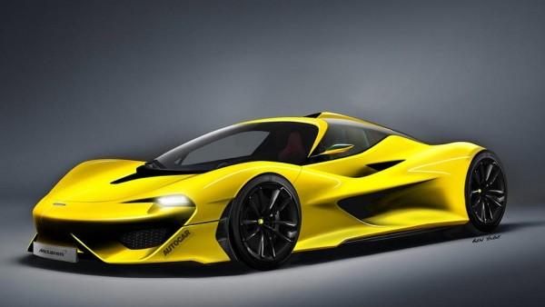 Заказчик Макларен доказал подготовку наследника супер-кара F1