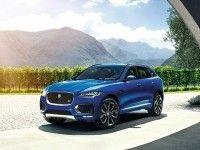 Лучшим автомобилем для женщин выбрали Jaguar F-Pace