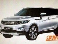 Landwind X7 перестанет быть клоном Range Rover Evoque