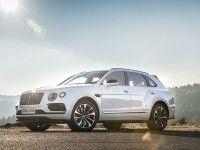 Компания Bentley впервые отозвала Bentayga