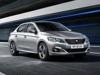 Компания Peugeot обновила седан 301