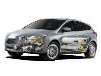 Ford обновит электрическую версию Focus