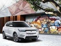 Электромобиль SsangYong Tivoli появится в 2019 году