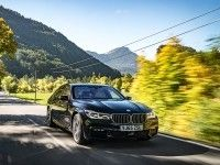 «Семерку» BMW назвали лучшей машиной для шоферов