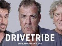 Кларксон, Хаммонд и Мэй запустили «автомобильный аналог порносайта»
