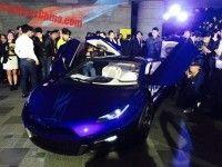 Сногсшибательный электромобиль GLM G4 станет серийным