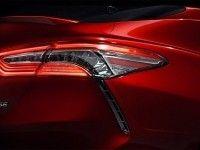 Появилась первая фотография нового седана Toyota Camry