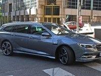 Внешность нового Opel Insignia перестала быть секретом