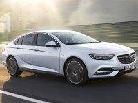 Новый Opel Insignia научили подстраиваться под привычки водителя
