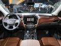 Chevrolet показал новый кроссовер Traverse - фото 10
