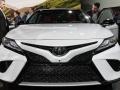 Toyota представила Camry нового поколения - фото 4