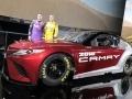 Новую Toyota Camry подготовили для гонок - фото 1