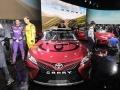 Новую Toyota Camry подготовили для гонок - фото 4
