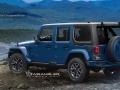 Названа дата премьеры Jeep Wrangler нового поколения - фото 3