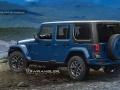 Названа дата премьеры Jeep Wrangler нового поколения - фото 4