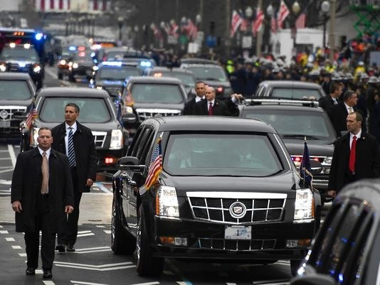 Лимузин для Трампа: что таит в себе броневик