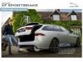Компания Jaguar официально представила универсал XF Sportbrake нового поколения - фото 84