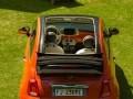Особый Fiat 500 в ретро-стиле посвятили юбилею модели - фото 7